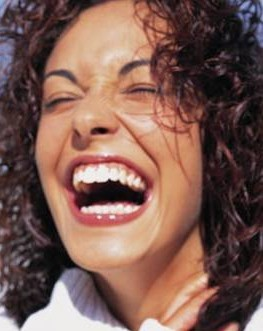 woman_laughing